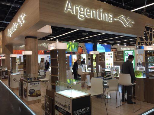 Argentina, Anuga Kolín (2015)