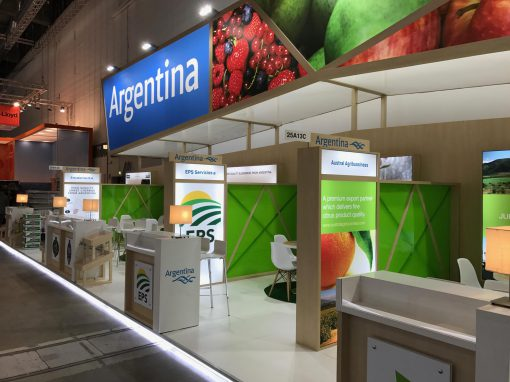 Argentina, Fruit logistica (2017)