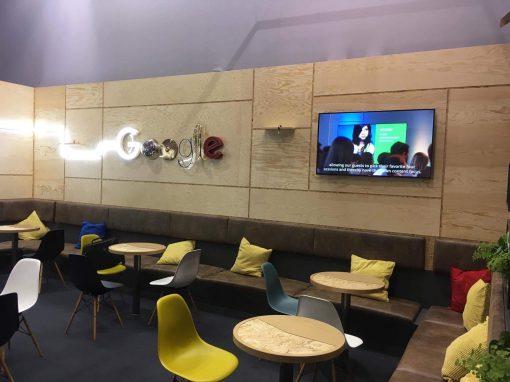 Google, OMR Hamburg (2017)