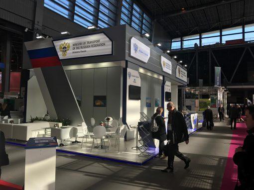 Ministerstvo dopravy Rusko, SITL Paříž (2017)