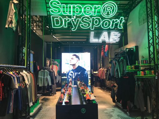 Superdry, Pitti Florence (2017)