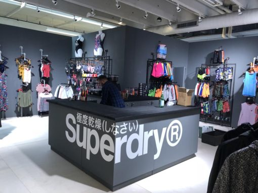 Superdry – CIFF SS (2018)