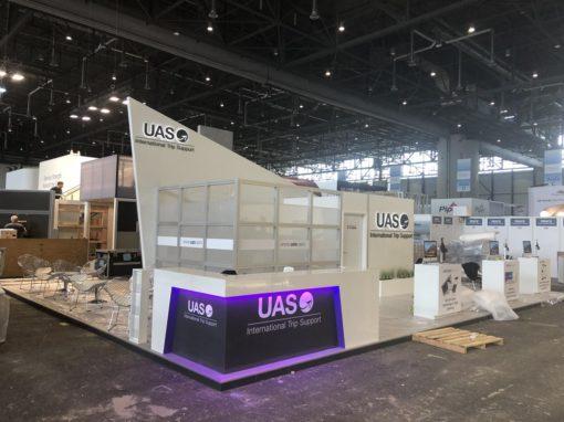 UAS – EBACE Geneva (2018)