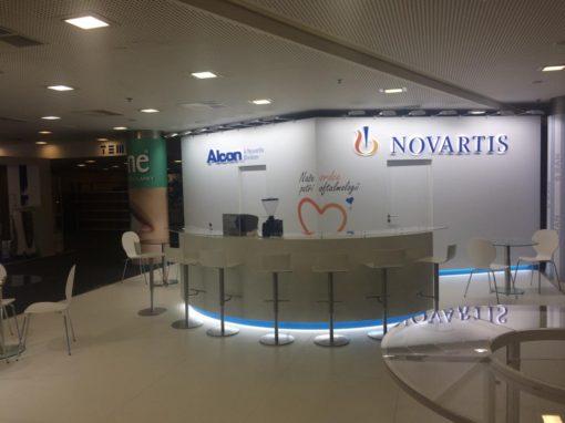 Novartis+Alkon – kongres lékařů Praha (2018)